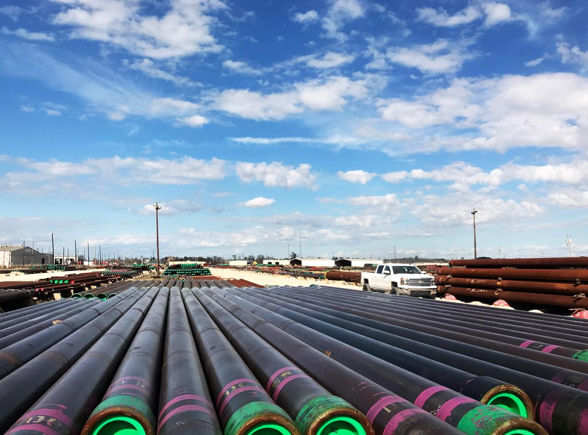 Trading Heritage International | Surplus Tubulars | Houston, Tx